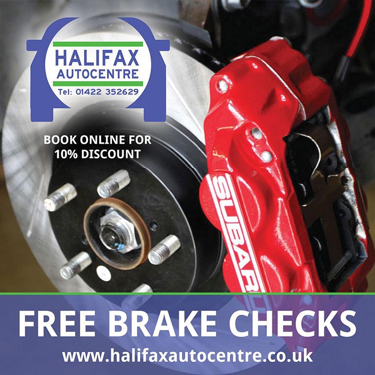 Halifax Autocentre - Brake Servicing