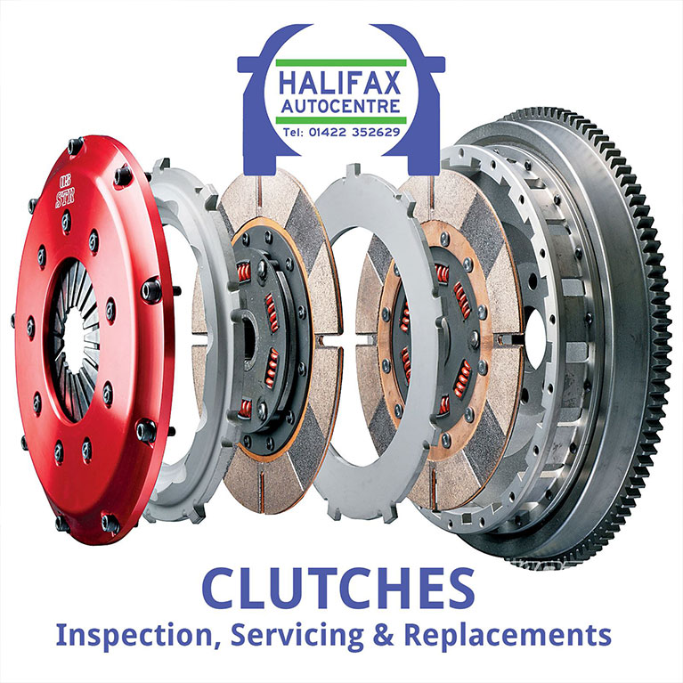 Halifax Autocentre - Clutch Repair and Replacements