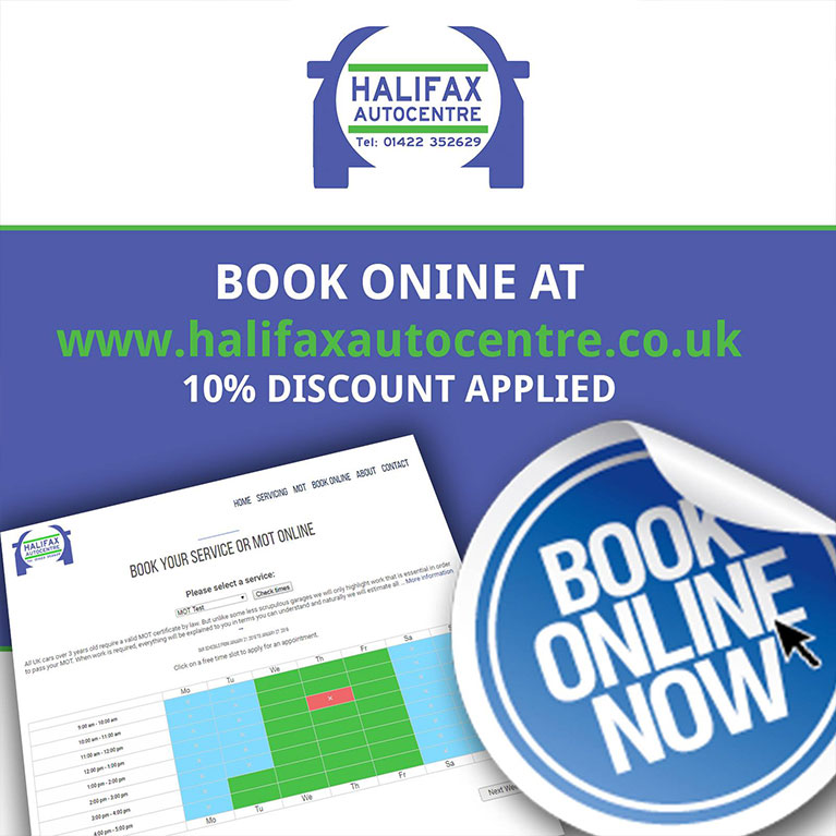 Halifax Autocentre - Diagnostics £29.99