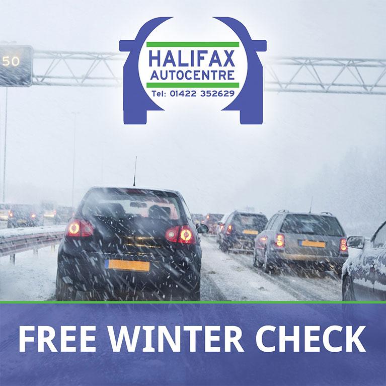 Halifax Autocentre - Full Service £129.99